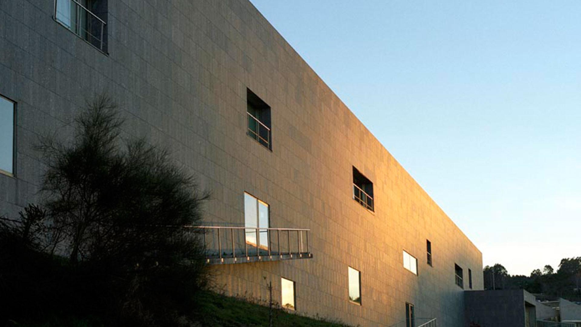 fachadas biblioteca