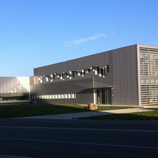 Edificio Intertek