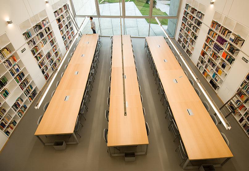Biblioteca Vigo