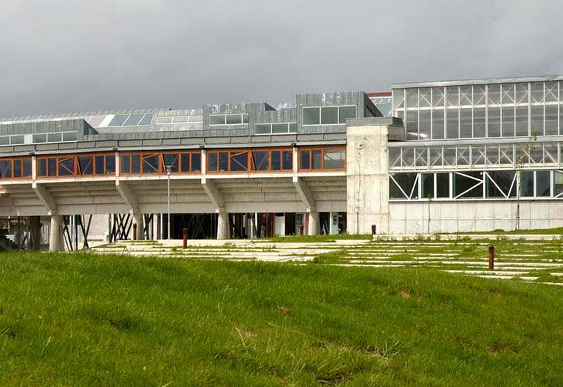 Aulario Universidad de Vigo
