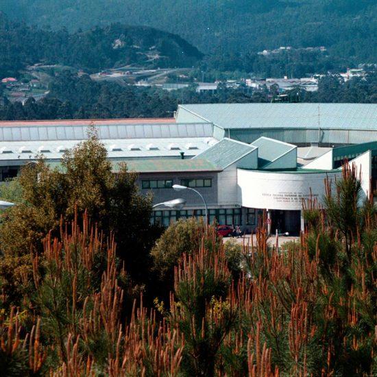 Limpieza, Restauración y Protección de las Fachadas de la E.T.S.I. Industrial
