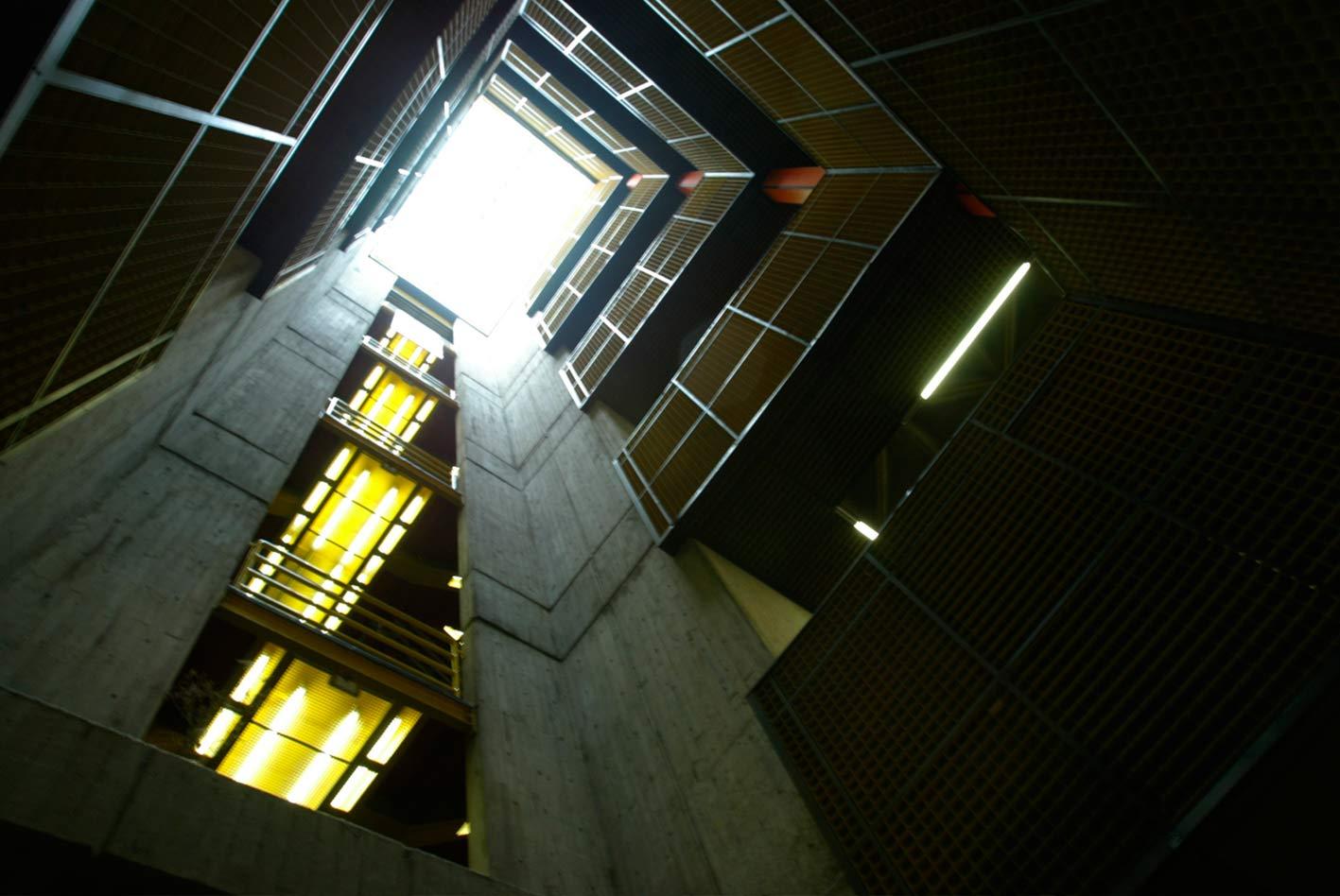 Instalaciones de climatización del Edificio de Ferro