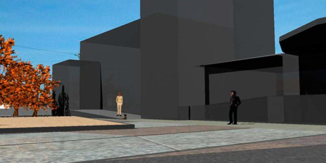 Plaza Torreiro Priegue