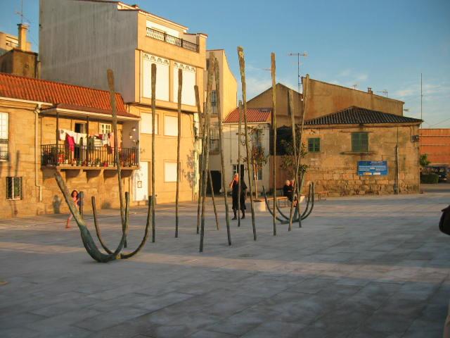 Galería de Arte al Aire Libre